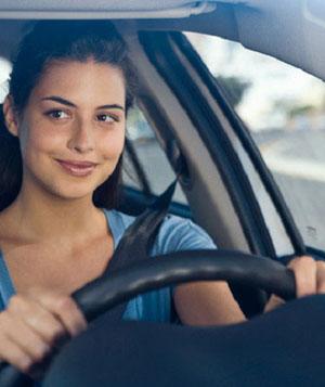 تمرکز در رانندگی
